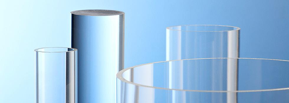 Polycarbonat rohr transparent