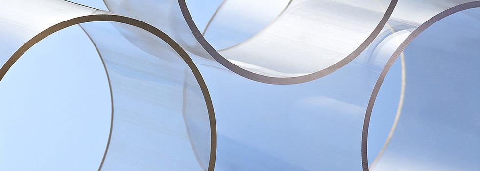 rohre aus polycarbonat makrolonrohre gei ler plexiglas. Black Bedroom Furniture Sets. Home Design Ideas